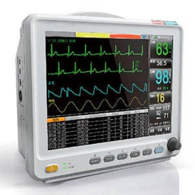 5 Parameter Patient Monitor 12.1