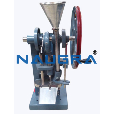 Naugra Lab Tablet Making Machine (Electrically Operated)