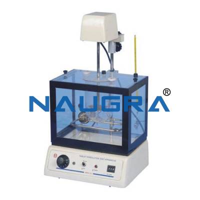 Naugra Lab Tablet Dissolution Test Apparatus