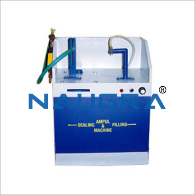 Naugra Lab Ampule Filling and Sealing Device