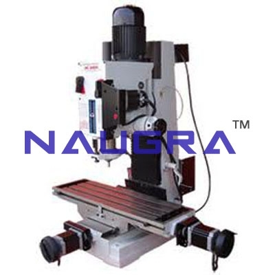 CNC Milling Machine Table Model