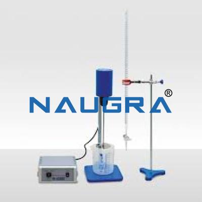 Apparatus For Methylene Blue Test