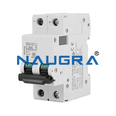 Protection Circuit Breaker DC