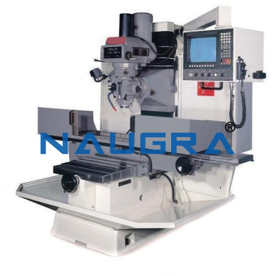 Naugra Lab CNC Milling Machine