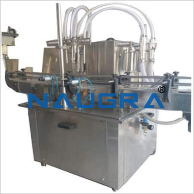 Naugra Lab Bottle / Liquid Filling Machine
