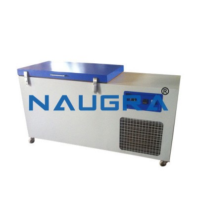 Naugra Lab Horizontal Deep Freezer