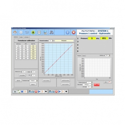 Software For Triaxial Test (All Electronic Models)