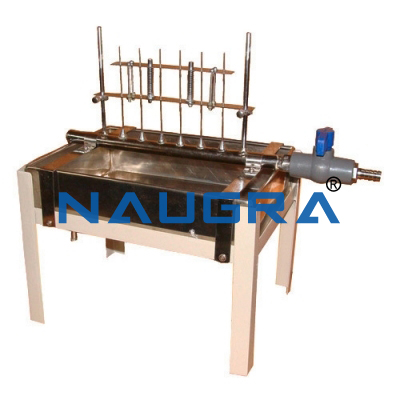 Naugra Lab Ampoule Washing Device