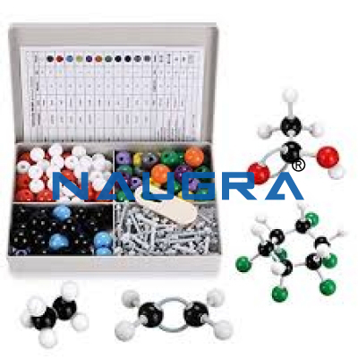 Inorganic Atom Molecular Model Set