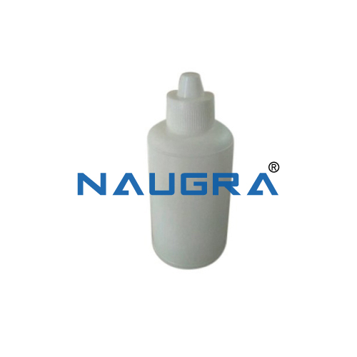 School Lab HDPE Bottle Dropper