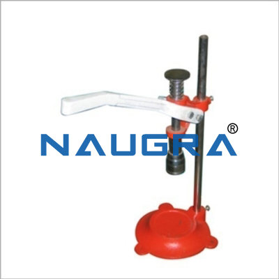 Naugra Lab Bottle Cap Sealing Machine