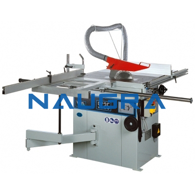 Circular Saw Fixed Table Type Blade Tilting