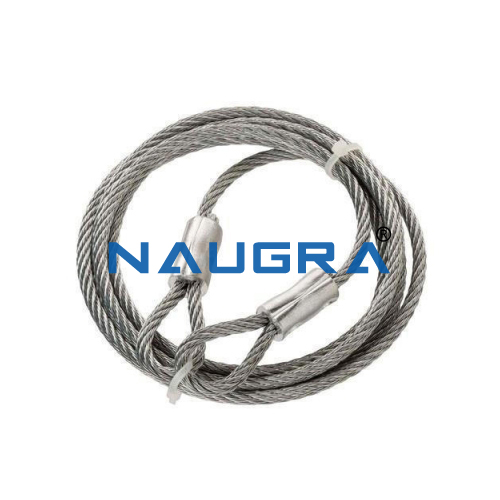 Anchors SS Wire Rope Sling