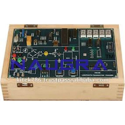 Photo Transistor Trainer