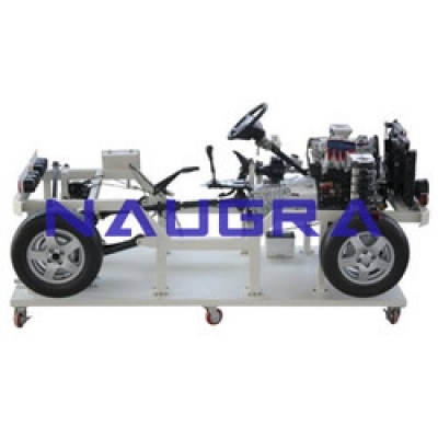 Educational Car Model - Automobile Engineering Model and Training System