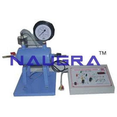 Pressure Measurement Trainer