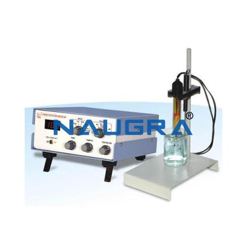 Educational Lab Digital Conductivity Meter