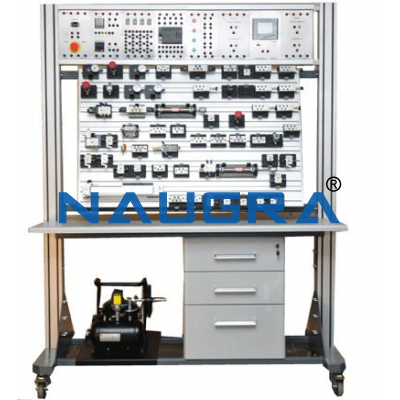 Naugra Lab Electro Pneumatic Trainer