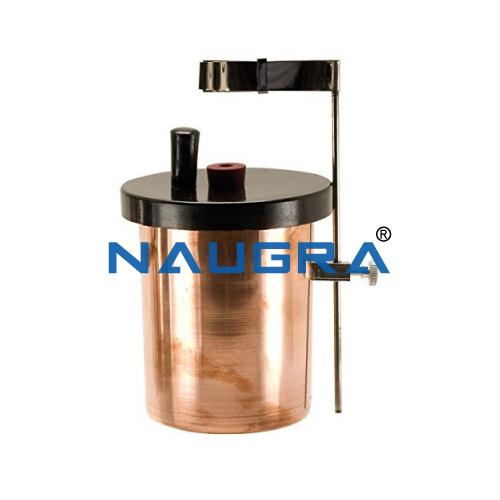 Educational Lab Copper Calorimeter