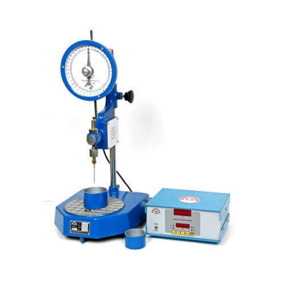 Concrete Penetration Test Apparatus