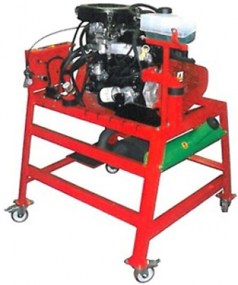 Petrol Engine Rig