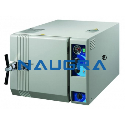 Naugra Lab Table Top Autoclave