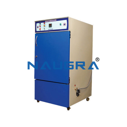 Educational Lab Dual Chamber Incubator Shaker