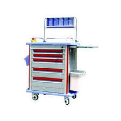 Anaesthesia Trolley ABS